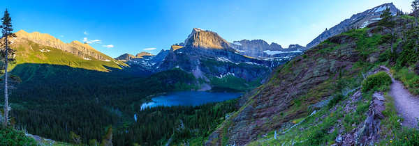 Grinnell Lake Trail 180