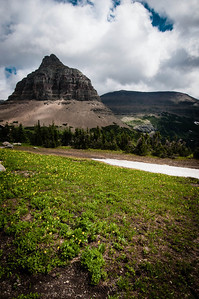 Pollock Mountain, Glacier National Park, MT, USA