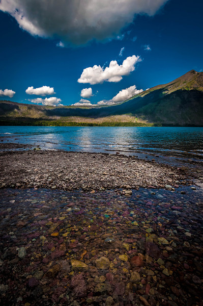 Lake McDonald - Glacier National Park, MT, USA