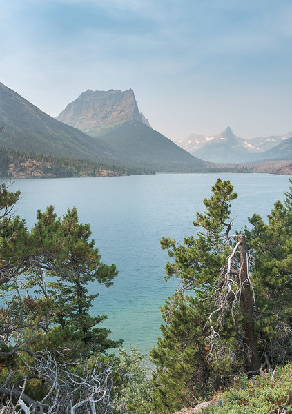 St. Mary Lake - 1