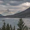 Wild Goose Island on St. Mary Lake