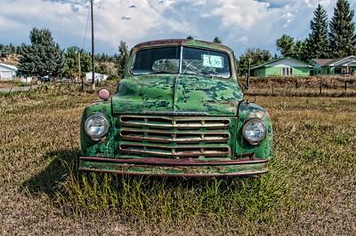 Studabaker Truck