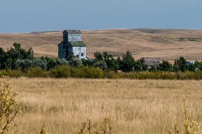 A Farm in Montana