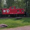 Great Northern Railway. Railroad Car