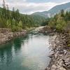 Middle Fork Flathead River - 1
