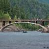 Bridge Over Middle Fork Flathead River