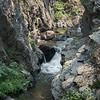 Small Waterfall on Two Medicine Creek