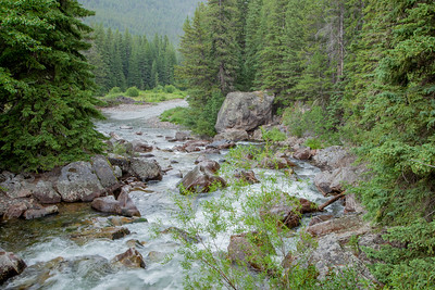 Main Boulder River, Custer Gallatin National Forest