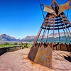Blackfeet Indian Memorial