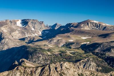 Top of Beartooth Pass, Montana