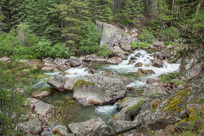 Main Boulder River, Custer-Gallatin National Forest, Montana