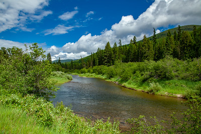 Yaak River, Kootenai National Forest, Montana