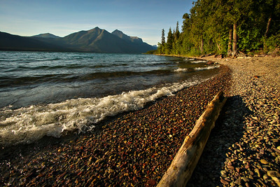 Lake McDonald and the lake's valley are the highlight of the western edge of Glacier National Park in Montana.   Photo by Kyle Spradley | www.kspradleyphoto.com