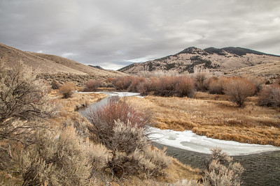 Grasshopper Creek, Bannack Ghost Town