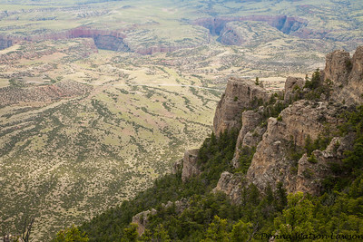Pryor Mountains and Bighorn National Recreation Area, Montana