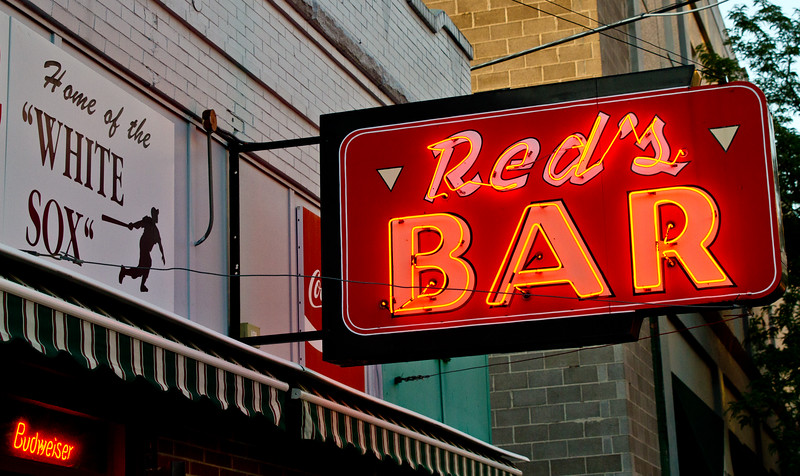 Red's Bar, Missoula, MT