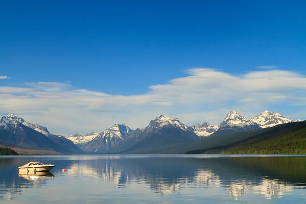 Boat at Lake Macdonald