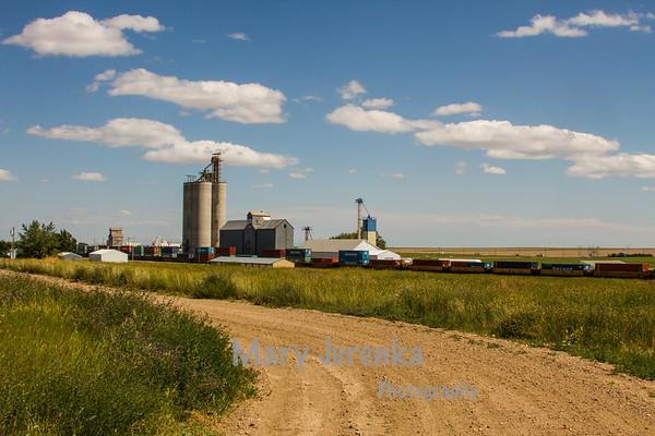 rudyard Montana, hi-line, Montana, farmland, US Route 2