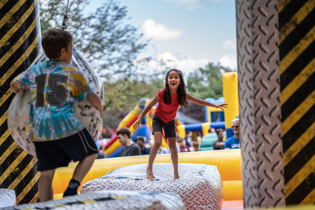 . Whitpain Township celebrates its annual Community Festival on the Blue Bell campus of Montgomery County Community College Sept. 29. Harrison Brink - For Digital First Media