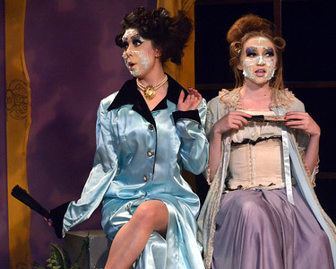 11/06/17 Upper Dublin HS presents A Night of French One-Act Comedies by Moliere