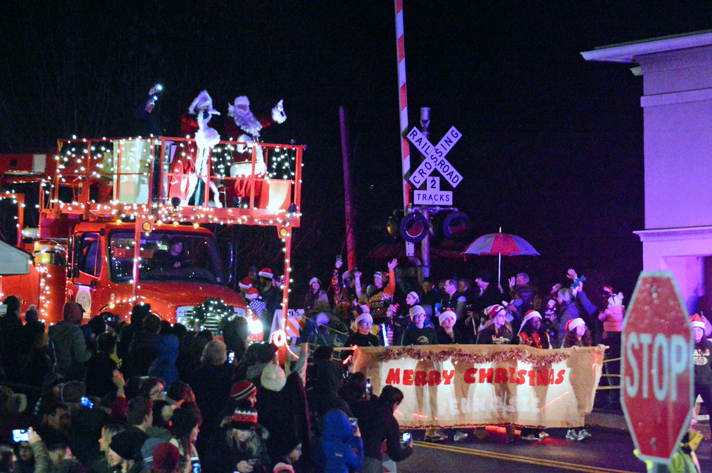 . A long-standing holiday tradition continues as Perkasie holds its 109th tree lighting ceremony Saturday, Dec. 1. Debby High � For Digital First Media