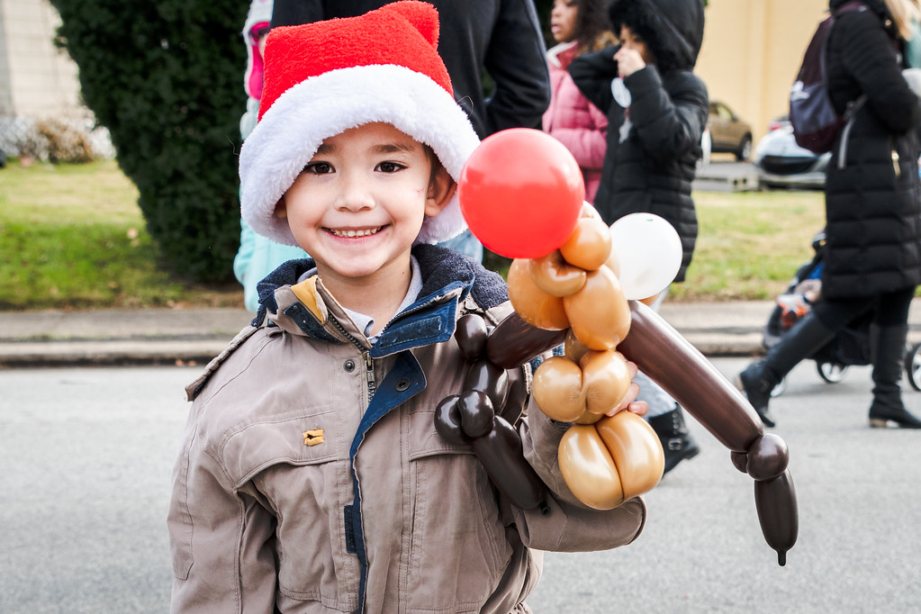 . Community members celebrate the holiday season at the Roslyn Block Party & Tree Lighting Dec. 1. James Beaver � For Digital First Media