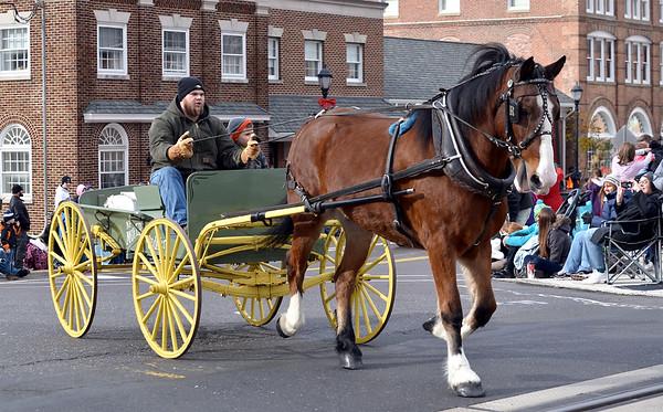 12/03/16 Souderton Holiday Parade