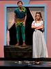 Bob Raines--Digital First Media<br /> Peter Pan (Sam Caplan) returns to the nursery to reclaim his shadow while Wendy (Sadie Gustafson ) feigns disinterest.