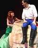 """--photo courtesy of Upper Dublin Theater Dept. // <br /> Jessica Anninos, shown with Michael Reed Price (Prince Eric) shares the role of Ariel with Amanda Warkow in the Upper Dublin High School production of, """"The Little Mermaid."""""""