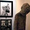 "Bob Raines--Digital First Media<br /> The 29th Annual ""Touch the Future"" Art Show at the Abington Art Center."