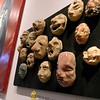 """Bob Raines--Digital First Media<br /> The 29th Annual """"Touch the Future"""" Art Show at the Abington Art Center features outstanding work from students in 25 public high schools across Bucks and Montgomery counties:First Place 3-D Single Medium."""