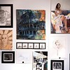 "Bob Raines--Digital First Media<br /> The 29th Annual ""Touch the Future"" Art Show at the Abington Art Center features outstanding work from students in 25 public high schools across Bucks and Montgomery counties."