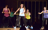 "Bob Raines--Digital First Media // <br /> Ensemble dancers rehearse for ""Legally Blonde,"" April 26, 2016."