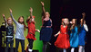 Rehearsal for the  Everybody's Theater Company Holiday Musical Revue Dec. 15, 2016. (Bob Raines--Digital First Media)