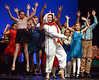 """Bob Raines--Digital First Media<br /> Rehearsing, """"Frosty the Snowman,"""" for the Everybody's Theater Company Holiday Revue Dec. 15, 2016."""