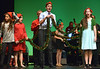 Rehearsing for the  Everybody's Theater Company Holiday Musical Revue Dec. 15, 2016. (Bob Raines--Digital First Media)