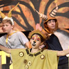 """Young Simba (Julia Boas), resenting all the limitations set on by his parents sings, """"I Just Can't Wait to be King."""" // Bob Raines--Digital First Media"""
