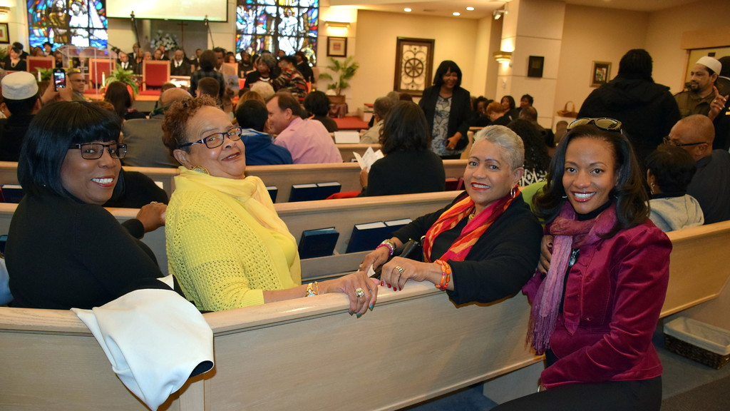 . The Wissahickon Faith Community holds its 21st annual communitywide service Jan. 15. Debby High - For Digital First Media