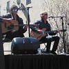 Fran Smith and Steve Butler of the band Smash Palace perform at the Art is Life festival in Roxborough April 17.  Eric Fitzsimmons — Digital First Media