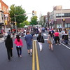 The Night Market in Roxborough brought over 80 food trucks and vendors to Ridge Avenue between Fountain and Hermitage streets May 12.  Eric Fitzsimmons - Digital First Media