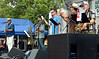 AnalogGroove performs on the main stage Saturday afternoon, June 18, 2016, at the Ambler Art and Music Festival. __ BOB RAINES-- DIGITAL FIRST MEDIA