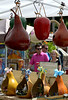 Two Old Crafters displays their gourd art at the Ambler Art and Music Festival June 18, 2016. __ BOB RAINES-- DIGITAL FIRST MEDIA