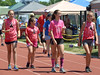 Members of the Memory Makers team walk in the North Penn Relay for Life June 18, 2016. __ BOB RAINES--DIGITAL FIRST MEDIA