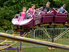 Children have fun riding a small roller coaster at the Perkasie Fire Company Carnival June 28, 2016. _ BOB RAINES--DIGITAL FIRST MEDIA