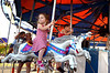 Children ride the carousel at the Ambler Kiwanis Carnival June 29, 2016. _ Bob Raines | Digital First Media