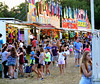 People crowd the midway at the Southampton Days fair July 6, 2016. _ Bob Raines | Digital First Media