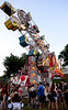 The line grows for the Zipper at the Southampton Days fair July 6, 2016. _ Bob Raines | Digital First Media