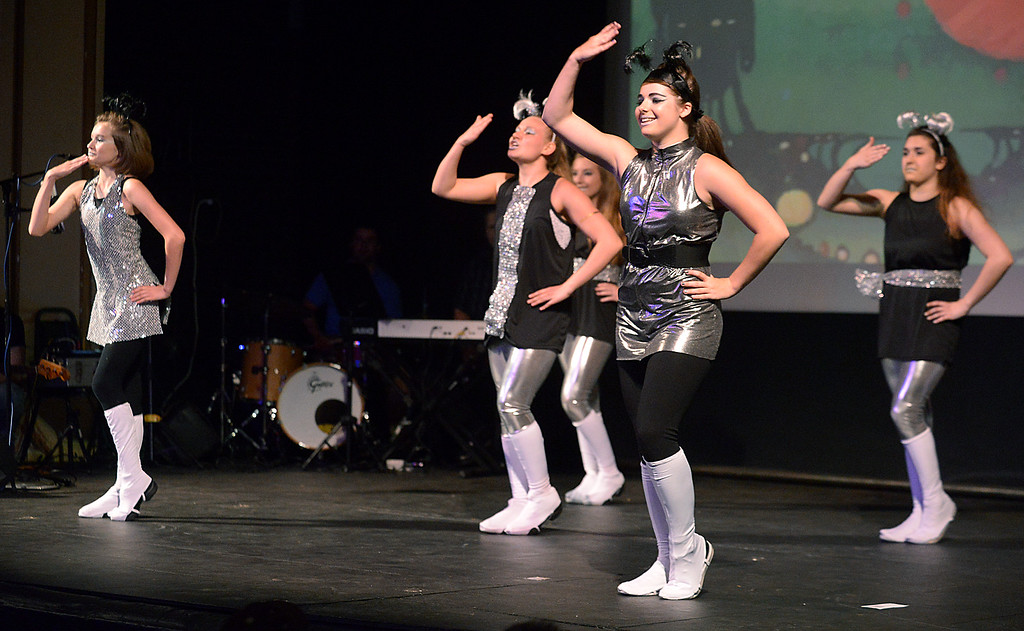 . The Feet First Blobfest Dancers perform at Blobfest 2016 at the Colonial Theater, Phoenixville July 8, 2016._ Bob Raines | Digital First Media