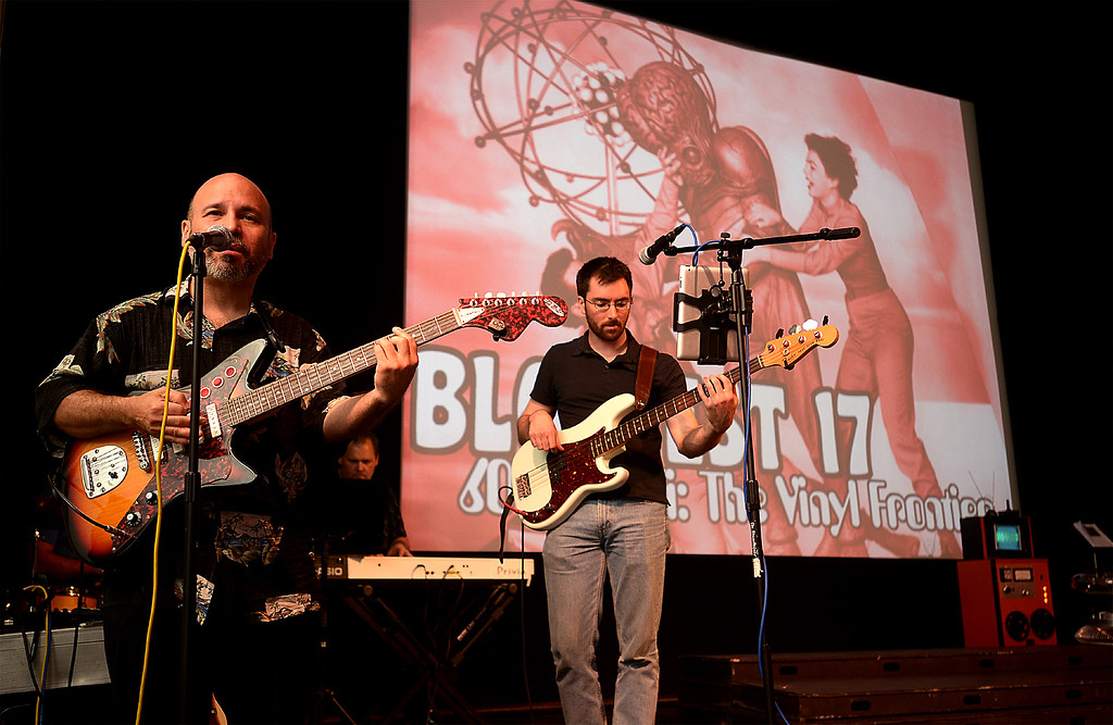 . Dibbs Preston and the Detonators open for the Blobfest 2016 show at the Colonial Theater July 8, 2016. _ Bob Raines | Digital First Media