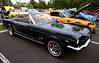 Jesse Riland's 1966 Ford Mustang convertible at the Horsham Night Out Aug. 2, 2016. / BOB RAINES--DIGITAL FIRST MEDIA